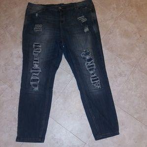 Women's Vanilla Star Jeans size 22